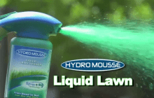 liquid lawn hydro mousse reviews