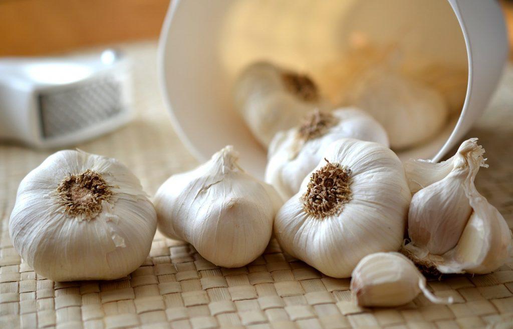 garlic best ways to kill roaches